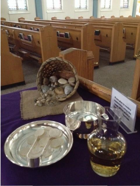 Lent decorations